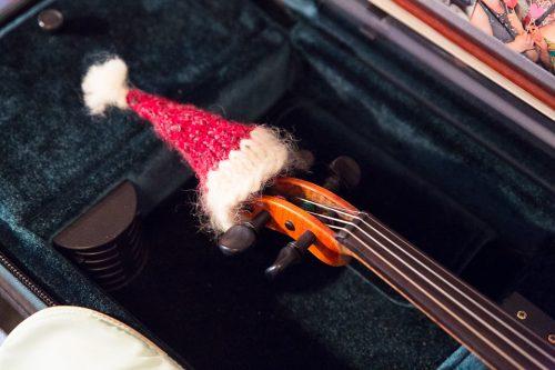 Separationsångest över julmusik