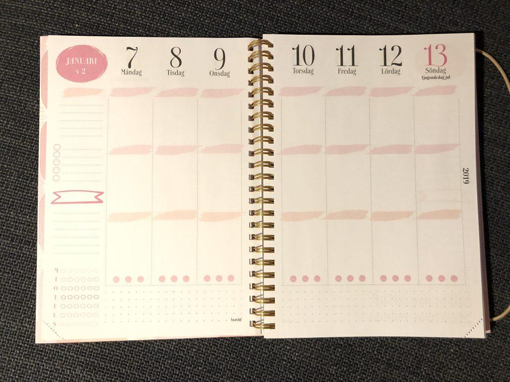 Ny kalender