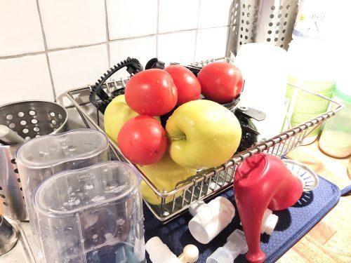 Frukt på tork