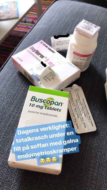 Dagens verklighet: smärtstillande, kortison och soffläge - Amoll.net