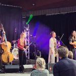 Folkmusik i Parksnäckan